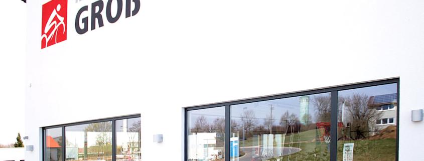 Farbgestaltung, Fassadenanstrich, Schablonentechnik, Gewebefassade